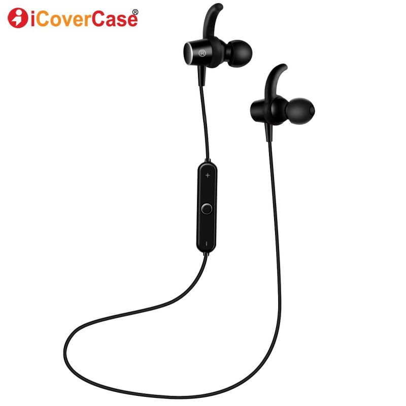 Bluetooth Headphones Headset With Mic Wireless Earphone For Huawei Hon Smoky Cases