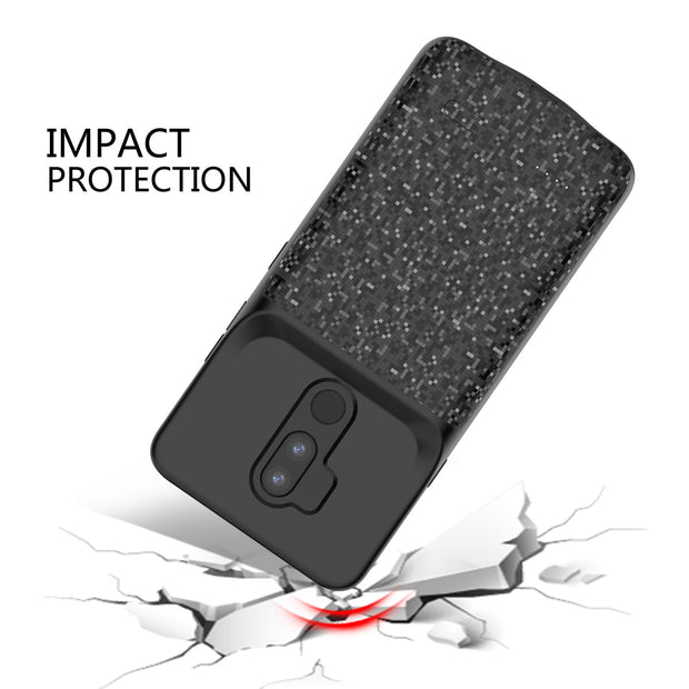 various colors 4a303 395ee CASEWIN 4700mAh Battery Charger Case For LG G7 Case External Backup ...