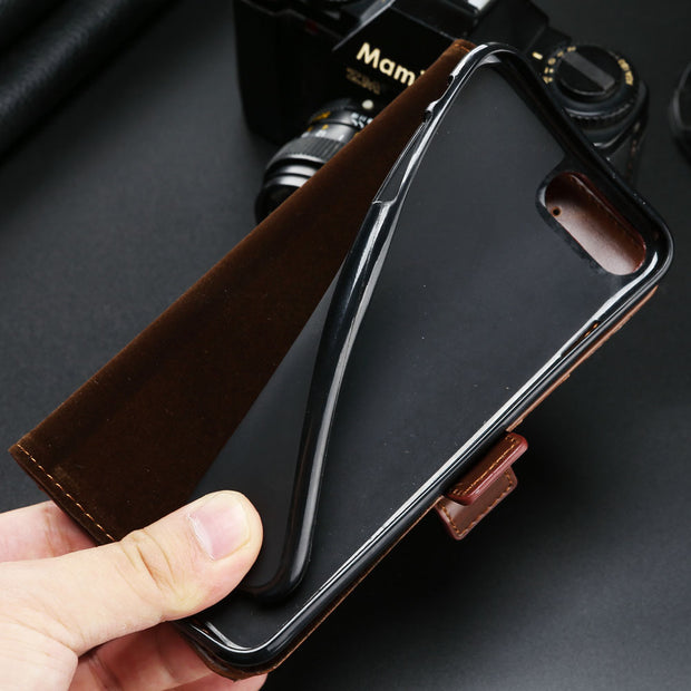 CYBORIS For Samsung S5/S6/S7/S8/S9 Edge Note 4/5/8 PU Leather Cover Case Phone Bags Waist Pocket Cover Case Universal Phone Bags