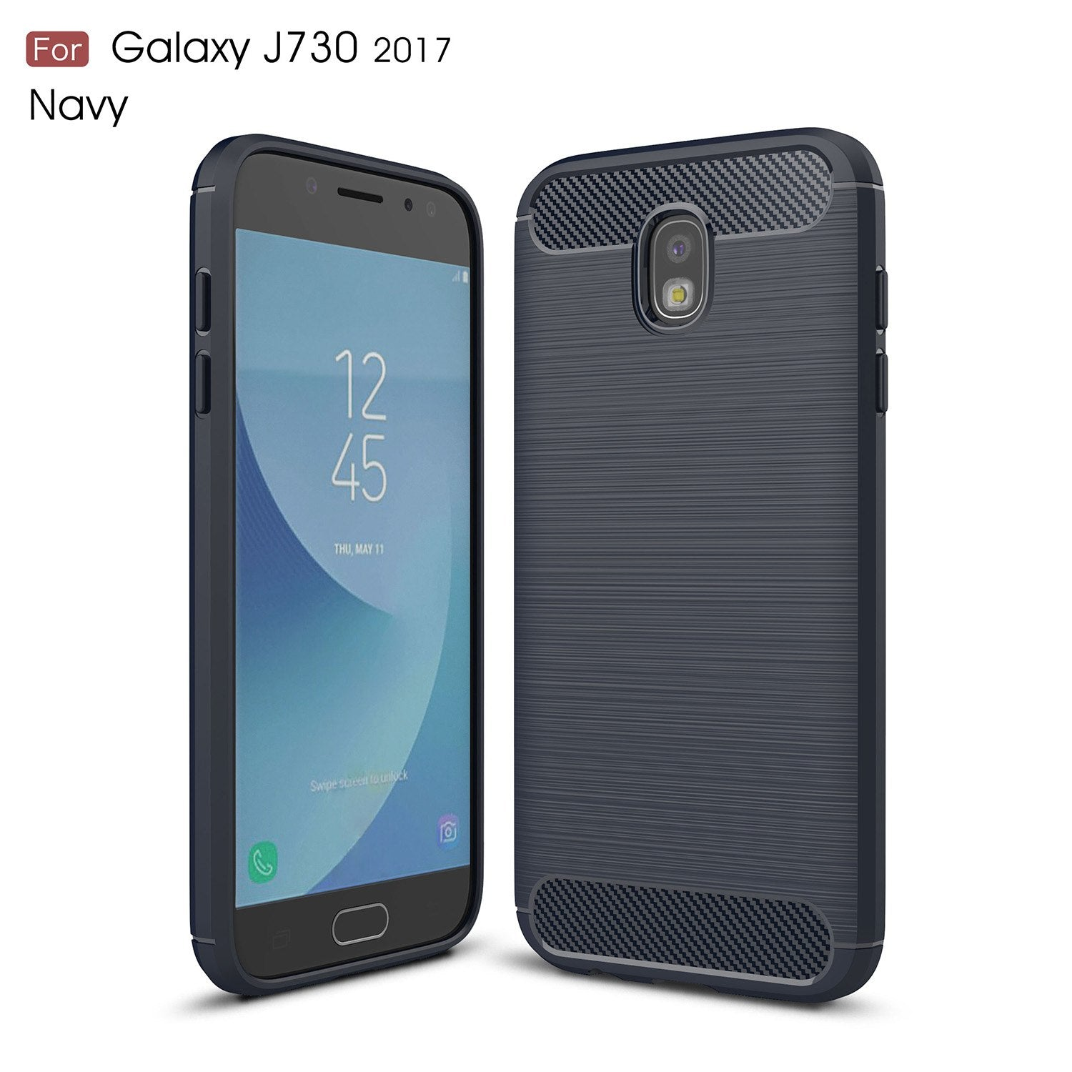 Cases For Samsung J730 Galaxy J7 SM J730F/DS J730FM/DS J730G/DS Silicon  Thin Phone Back Cover For Samsung SM-J730 Phone Bag