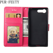 Cases For Sony Xperia X Compact LTE F5321 SO-02J Butterfly Wallet Leather Flip Cover For Sony Xperia XCompact F 5321 Phone Cases