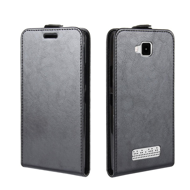 Cubot Echo Case Cubot Echo Case Cover 5.0 Inch Luxury PU Leather Phone Case For Cubot Echo Case Flip Protective Bag Skin