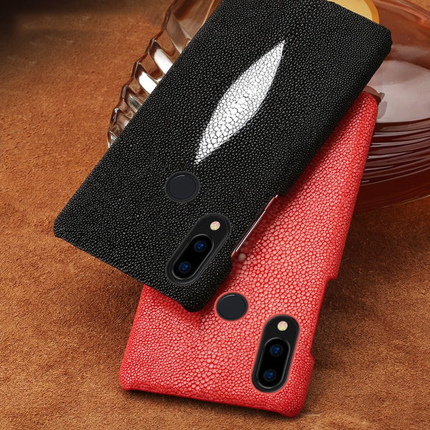 Custom Pearl Leather Phone Case For HUAWEI Nova 3 Pearl Half-pack Mobile Phone Case Mobile Phone Case For HUAWEI Nova 2s