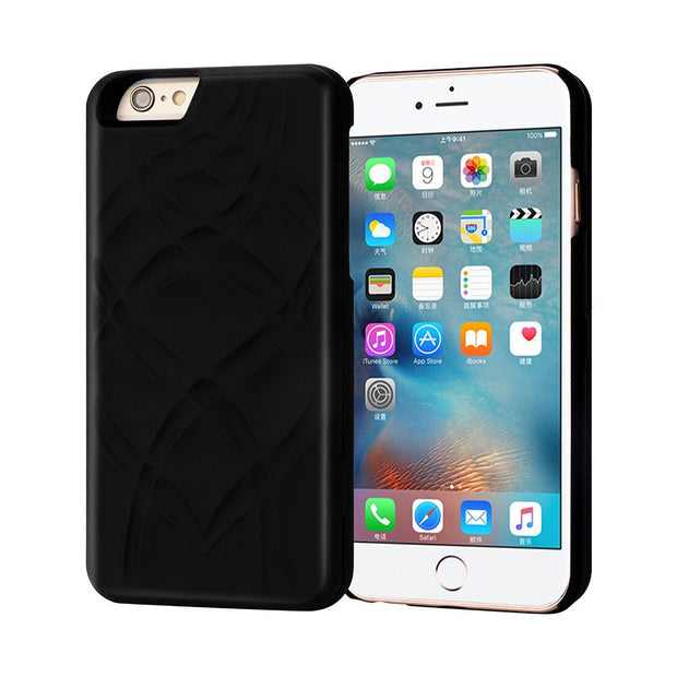 Exquisite Craftsmanship Minnie Mirror Phone Shell Case Cover User-friendly Design For IPhone 7/7Plus Simple And Functional