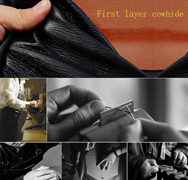Flap Cover Lychee Texture Mobile Phone Case For Nokia X6 Handmade Custom Genuine Leather Phone Case Mobile Phone Protection Case
