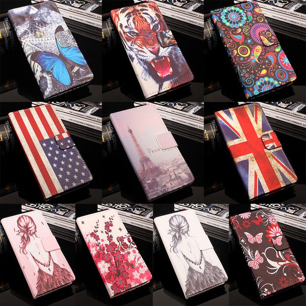 Flip PU Leather Case For Oukitel C8 Phone Case High - Quality Fashion For Oukitel K3 Bags Cover With Card Slot Cover