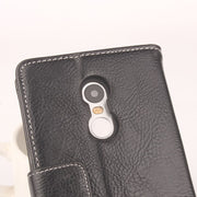 Flip Wallet Luxury Case For Xiaomi Redmi Note 4 Phone Case For Xiaomi Redmi Note 4 Pro PU Leather Case For Redmi Note 4 Cover
