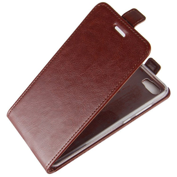 For BlackView A7 Flip Leather Cover For BlackView A7 Phone