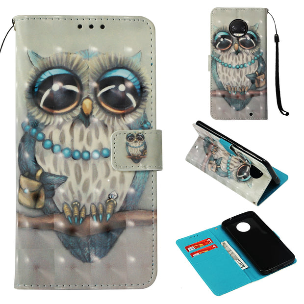 For Motorola Moto G5S Case Lenovo Moto G5S Plus Flip Case Cover For Coque Motorola Moto Z2 Play E4 G5 G6 Plus Etui Carcasa Funda