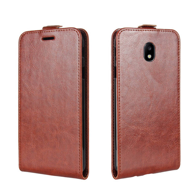 "For Samsung Galaxy J5 2017 Case Cover 5.2"" PU Leather Phone Case For Samsung Galaxy J5 2017 J530F J530 Eurasia Edition Case Flip"
