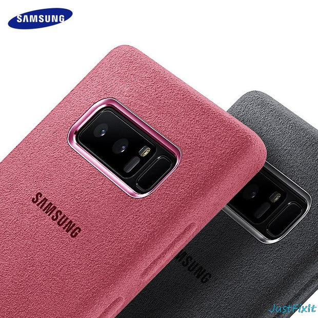 For Samsung Galaxy Note 8 Original Cover Case Phone Shell Anti-fall Leather Luxury Cases And Covers Cute 360 Tpu Silicone 6.3""