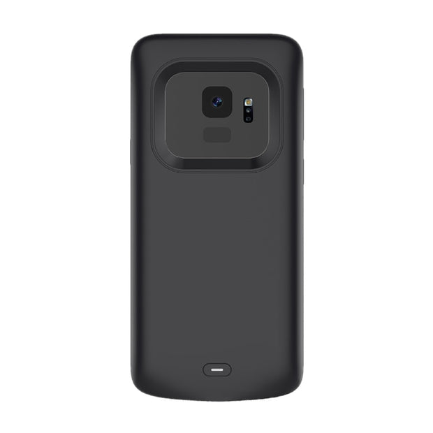promo code 352c7 6b71a For Samsung Galaxy S9 Plus 5200mAh Phone External Battery Charger Case  Bateria Power Bank Cover Extended Batteria Charging Case
