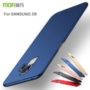 For Samsung Galaxy S9 G9600 5.8 Inch Cover Case Original MOFI Hard Case For Samsung Galaxy S9 Case Hight Quality Phone Shell