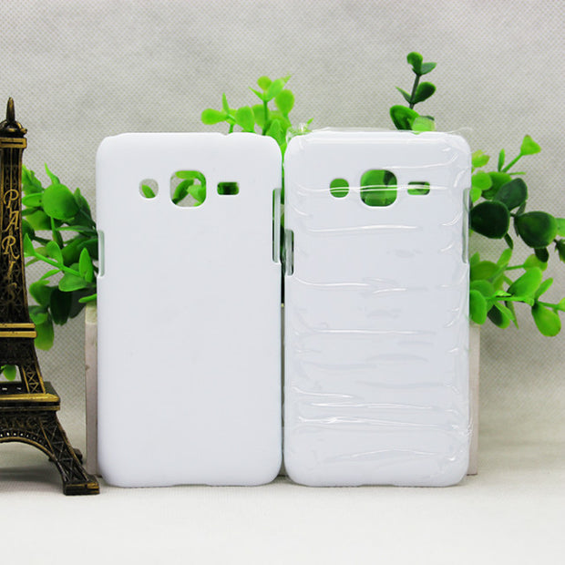For Samsung J2 J200 Sublimation 3d Case 3D Cover 100pcs