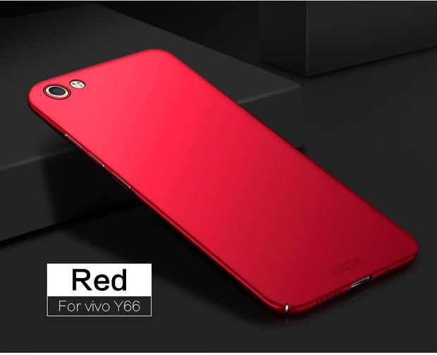 For Vivo Y66 V5 Lite Case Hard Back Luxury Full Cover PC Plastic Mofi Original Phone Case For Vivo Y66 V5 Lite