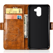 For Wileyfox Swift 2 PU Leather Flip Cover Protectiv Phone Case With Card Slot Cash Clip Magnetic Closu For Wileyfox Swift 2