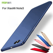 For Xiaomi Mi Note 3 Case Original MOFi For Xiaomi Mi Note3 Back Cover Hard PC Full Protect Capas For Xiaomi Mi Note 3 Cover