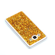 Glitter Bling Cover For Samsung Galaxy J7 2016 Case Cute Colorful Shining For Samsung J7 2016 Case Coque Etui Kryty Tok Pouzdra
