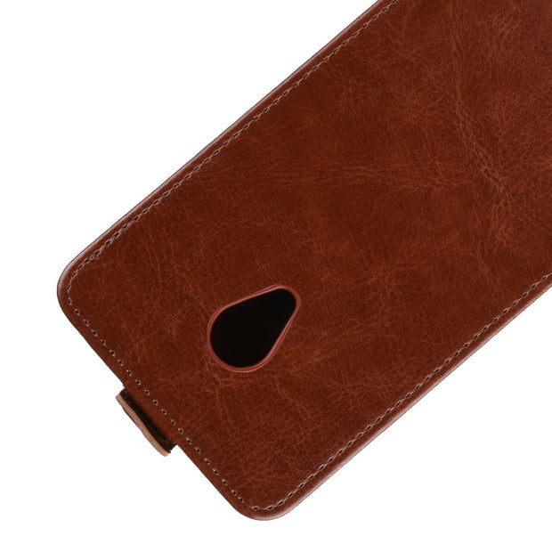 HUDOSSEN For Alcatel 1X 5059DCase Luxury Flip Leather Back Cover Phone Accessories Bags Skin Coque For Alcatel 1X 5059 Case
