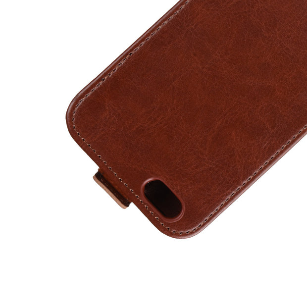 HUDOSSEN For Apple IPhone 6s Plus Case Luxury PU Leather Back Cover Coque For IPhone 6 Plus I6 Case Flip Protective Phone Bag