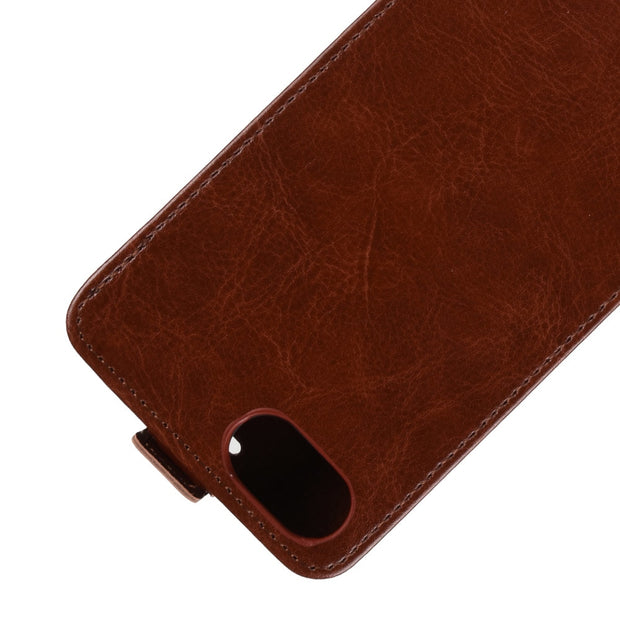 HUDOSSEN For Wiko Tommy 3 Case Luxury Flip Leather Back Cover Phone Accessories Bags Skin Coque For Wiko Tommy 3 Tommy3 Case