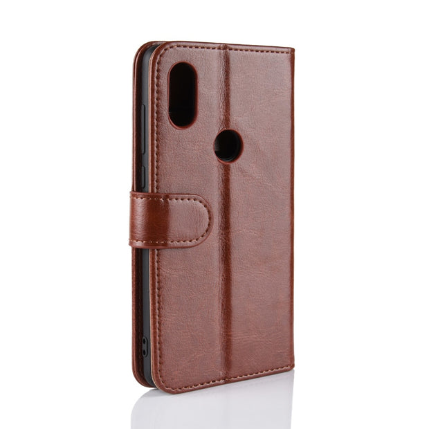 HUDOSSEN For Xiaomi Mi Mix 2S Case Luxury Flip PU Leather Back Cover Phone Accessories Bags Skin Coque For Xiaomi Mi Mix 2S Case