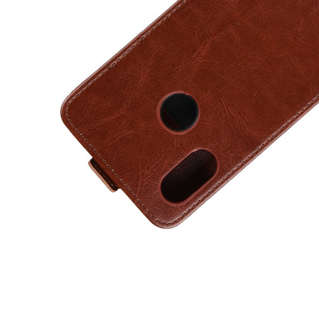 HUDOSSEN For Xiaomi Redmi 6 Pro M1805D1SE Case Luxury Flip Leather Back Cover Phone Accessories Bags Skin For Mi A2 Lite Case
