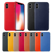 Have Logo Leather Original Case For IPhone XS MAX XR Mobile Phone Case For IPhone XR XS For Apple Leather Case With Retailed Box