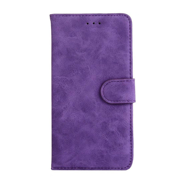 Hazy Beauty For Samsung Galaxy S8 Plus Case Vintage Luxury Matte Flip Wallet Leather Cover For Samsung Galaxy S8 Cases Cover