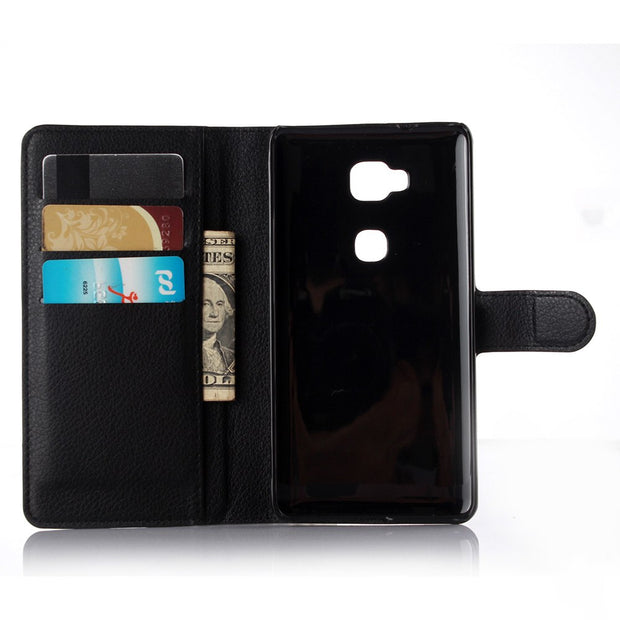 High Quality Phone Bag For Huawei Honor 5x GR5 Case Wallet Case Stand Flip Leather Cover For Honor 5 X GR5 Card Holder Shell