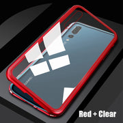 Red- clear