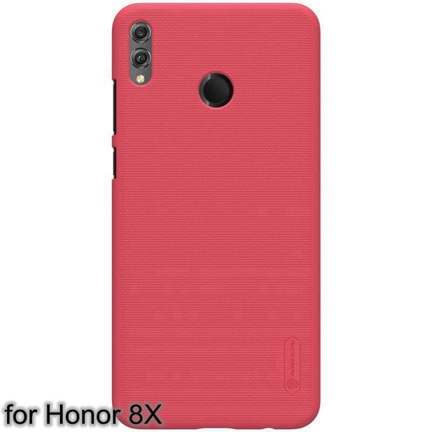 Honor 8x bright red