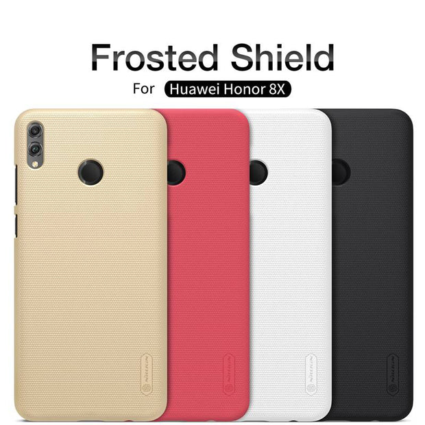 "Honor 8x Case Hard Cover 6.5"" Frosted Cover Case For Honor 8x Max Original NILLKIN Funda Coque On Mobile Phone Bags"