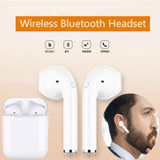 Hot Sell I7s TWS Headphone Wireless Bluetooth Earphone Twins Earpiece Stereo Music Headset With Charge Box For All Smart Phone