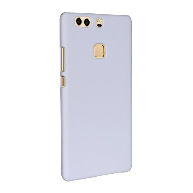 Huawei P9 Plus Case Matte Rubberized Anti-skid Style Various Color Case For Huawei P9 Plus Ultra Thin Hard Back Covers Bags