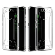IMak Super Slim Airbag Stealth Soft Case For Xiaomi Black Shark Case Clear Capa For Blackshark Back Cover Free Screen Protector