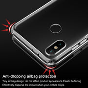 IMak Super Slim Airbag Stealth Soft Case For Xiaomi Mi 6X Mi6x Case For Xiaomi Mi A2 Back Cover Mia2 Capa Free Screen Protector