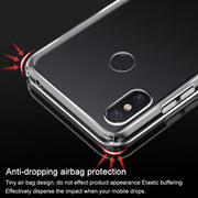 IMak Super Slim Airbag Stealth Soft Case For Xiaomi Mi 8 SE Case Mi8se Smartphone Mobile Clear Case For Xiaomi Mi8 SE Back Cover