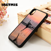 Iretmis 5 5S SE 6 6S Soft TPU Silicone Rubber Phone Case Cover For IPhone 7 8 Plus X Xs Max XR Dance Ballet Shoes Slipper Kid