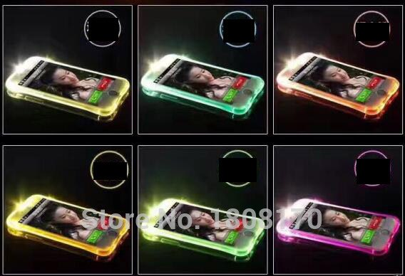 LED Flash Light UP TPU Soft Case For Samsung Galaxy 2017 A3