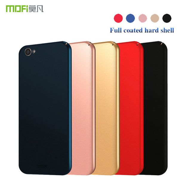 Luxury For Meizu Meilan U20 MOFi Thin Hard PC Case For Meizu Meilan U20 Back Cover Solid Color Protective Shell Skin Phone Cases