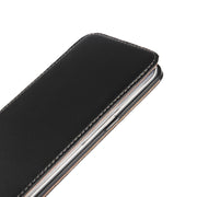 Luxury Magnetic Buckle Vertical Flip Cover Genuine Leather Case For Samsung Galaxy S7 G930F S7 Edge G935F S6 Edge S8 Plus