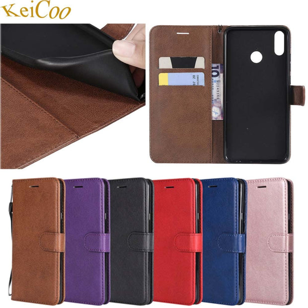 Luxury PU Leather Covers On For HUAWEI Honor 8X 128GB 64GB Case Magnet Wallet Cover For HUAWEI Honor8X Global 8X Book Flip Cases