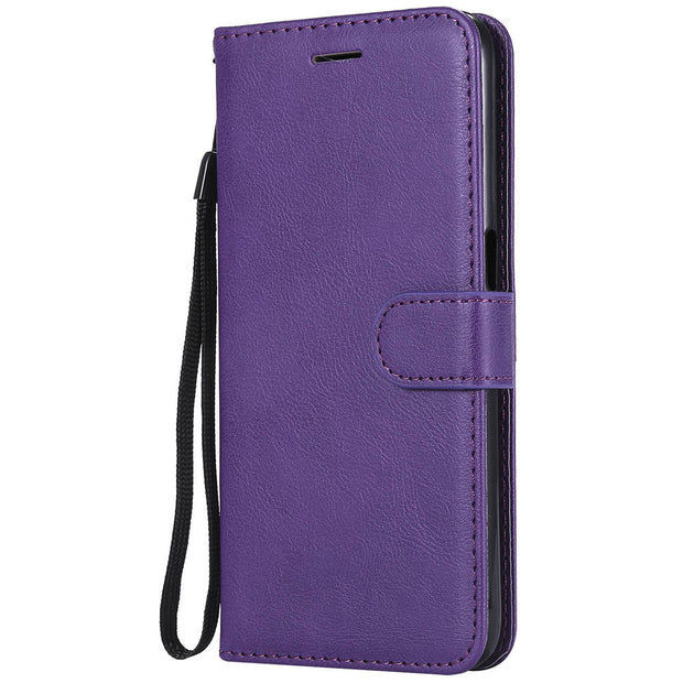 Luxury PU Leather Covers On For OPPO F9 64GB CPH1825 CPH1823 Case Magnet Wallet Pouch Cover For OPPO F9 Pro 2018 Book Flip Cases