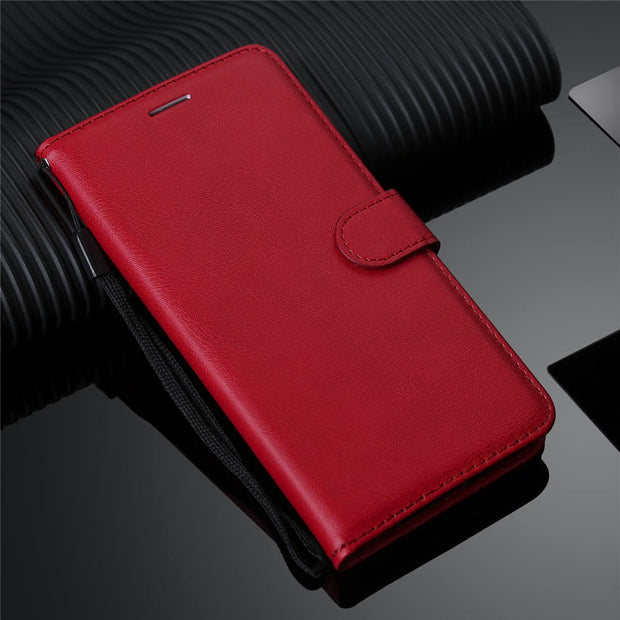 Red case