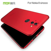 MOFI Cell Phone Case For Nokia 8 Sirocco Cover High Quality Hard Case For Nokia 8 Sirocco Cover Phone Shell Ultra Thin