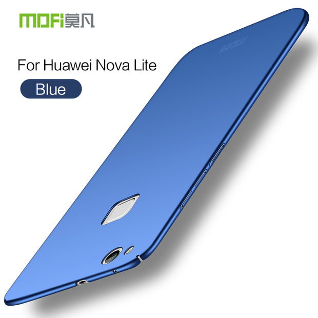 MOFI For Huawei P10 Lite Protective Case Fitted Hard Back Cover Case For Huawei Nova Lite Cell Phone Case Cover