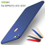MOFI Mobie Phone Case Cover For OPPO F5 A73 A73T Back Cover Hard Case For OPPO F5 A73 A73T Cover Phone Shell Ultra Thin