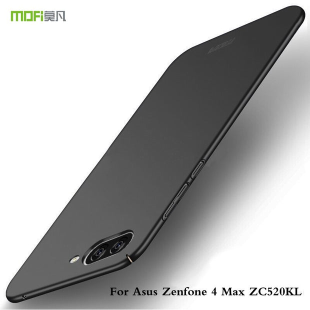 MOFi For Asus Zenfone 4 Max ZC520KL Back Cover Protection Hard PC Fundas Phone Cases Covers Shell For Zenfone 4 Max ZC520KL