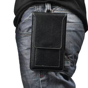 "Multifunction Belt Clip Holster Bag Hook Loop Pouch Phone Cover Case For Huawei Y5 Htc One M7 Xiaomi Redmi 2 4.7"" Below"